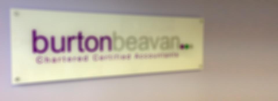 Burton Beavan | Chartered Certified Accountants Slide 1