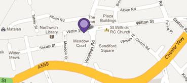 Burton Beavan | Location Map